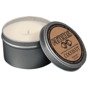 Matunas Coconut 180G Tin Candle